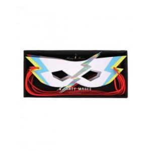 Maskers super hero logo