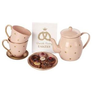 Tea&biscuits for two logo