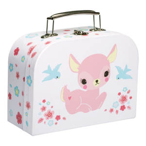 Little suitcase Deer logo