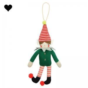 Elf ornament logo