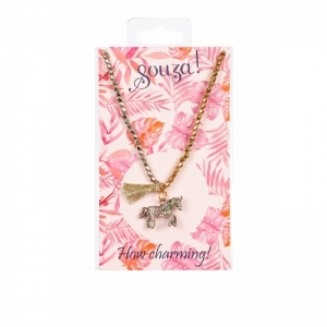Ketting cadeauset charmy  logo